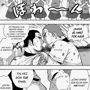 [Akahachi] Popular Baseball Club Boys 1 [Esp] – Gay Yaoi image 007
