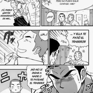 [Akahachi] Popular Baseball Club Boys 1 [Esp] – Gay Yaoi image 013