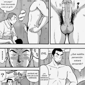 [Akahachi] Popular Baseball Club Boys 1 [Esp] – Gay Yaoi image 018