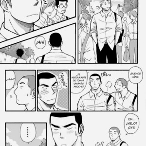 [Akahachi] Popular Baseball Club Boys 1 [Esp] – Gay Yaoi image 025