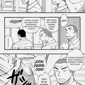[Akahachi] Popular Baseball Club Boys 1 [Esp] – Gay Yaoi image 036