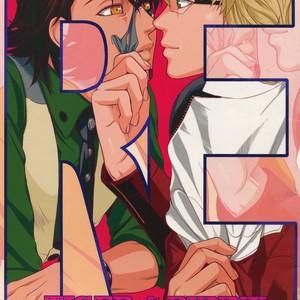 [5UP (Tanba KUROmame)] RE.5UP – Tiger & Bunny dj [JP] – Gay Yaoi