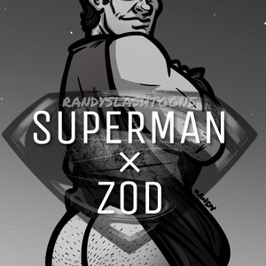 [Randy Meeks (randyslashtoons)] Superman x General Zod (Man of Steel) – Gay Yaoi
