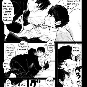 [Doronko Yuuyake] Shishunki Gap Chuuki   Puberty Gap – Middle Term [Eng] – Gay Yaoi image 007