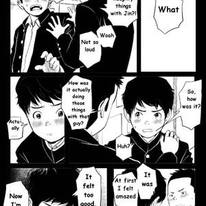 [Doronko Yuuyake] Shishunki Gap Chuuki   Puberty Gap – Middle Term [Eng] – Gay Yaoi image 021