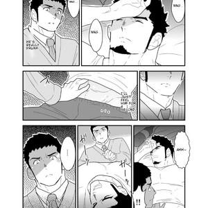 [Sorairo Panda (Yamome)] Visiting A Drunk Fathers House [Eng] – Gay Yaoi image 007