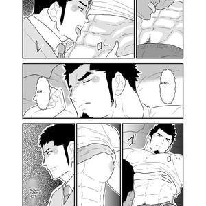 [Sorairo Panda (Yamome)] Visiting A Drunk Fathers House [Eng] – Gay Yaoi image 008
