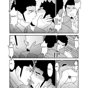 [Sorairo Panda (Yamome)] Visiting A Drunk Fathers House [Eng] – Gay Yaoi image 032