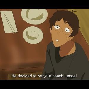 [SharpKatsudon] Lance On Ice (Voltron) – Gay Yaoi