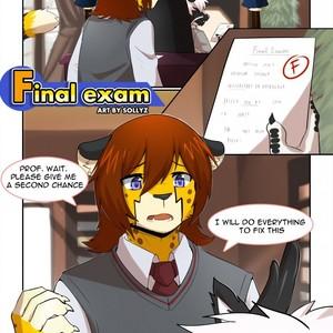 [Sollyz Sundyz] Final Exam [Eng] – Gay Yaoi