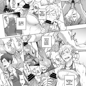 [TomCat (Keita)] Jitorina Try [Eng] – Gay Yaoi image 025
