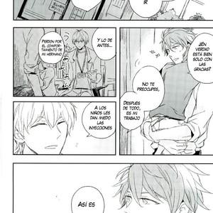 [17W (Eiko)] Himitsu no sensei – IDOLiSH7 dj [Esp] – Gay Yaoi image 003