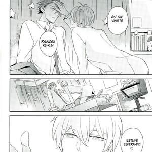 [17W (Eiko)] Himitsu no sensei – IDOLiSH7 dj [Esp] – Gay Yaoi image 015