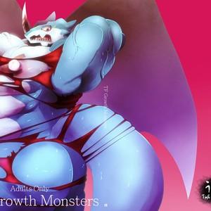 [Urusai Kokuen (Ekataraf , Hatake)] TF Growth Monsters – Digimon dj [JP] – Gay Comics