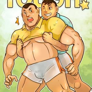 [Kenta.Art] TOUGH #01 [Eng] – Gay Comics