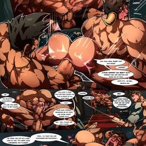 [hotcha] Drake Power Play 2 [Eng] – Gay Comics image 007