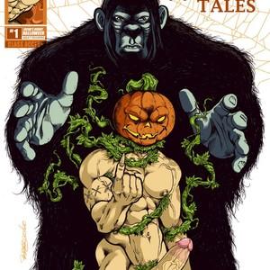 [Patrick Fillion] Jacko's Horny Halloween Tales #1 [Eng] – Gay Comics
