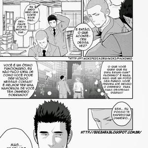 [Mentaiko Itto] Koi ga Hajimaranai | Isso não é o Inicio de um Amor [Portugues BR] – Gay Comics