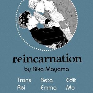 [Rika Mayama] Reincarnation (update c.3) [Eng] – Gay Comics