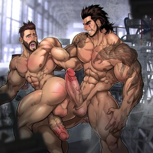 [Luxuris] Gladiolus – Gay Manga