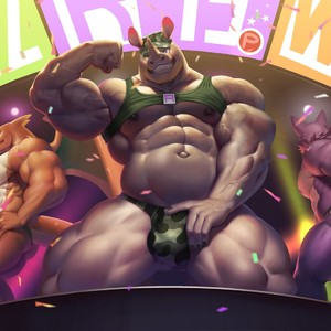 Raccoon21 – Vote Show – Gay Manga