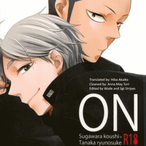 [Bloom] ON – Haikyuu!! dj [Eng] – Gay Manga