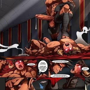 [hotcha] Drake Power Play 2 [rus] – Gay Manga image 012