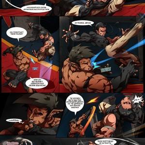[hotcha] Drake Power Play 2 [rus] – Gay Manga image 015