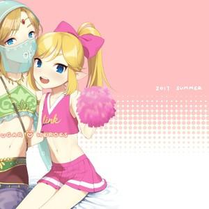 [broccoholic (MM)] Sugar Heroes – The Legend Of Zelda dj [kr] – Gay Manga