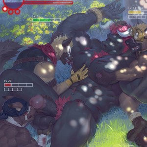 Raccoon21 – Game – Gay Manga