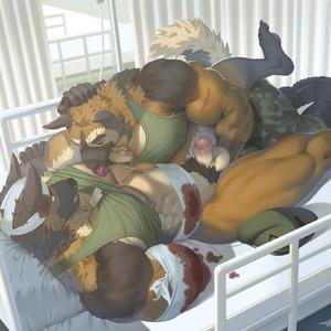 [raccoon21] Wound – Gay Manga