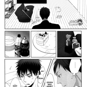 [Ise] Are You an Idiot – Kuroko no Basuke dj [Eng] – Gay Manga image 008