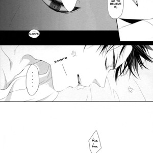 [Ise] Are You an Idiot – Kuroko no Basuke dj [Eng] – Gay Manga image 020