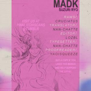 [SUZURI Ryo] MADK (update c.Extra 1) [Eng] – Gay Comics