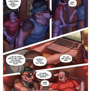 [Meesh] Liquid Courage [Eng] – Gay Manga image 009