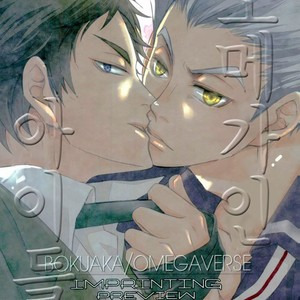 [Gentei Kaijo] IMPRINTING PREVIEW – Haikyuu!! dj [kr] – Gay Manga
