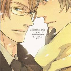 [gunblue & MICROMACRO] Hetalia dj – Persona non Grata [Esp] – Gay Manga