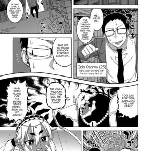 [Takatsu] Isekai de Elf no Yuusha (♂) ga Yome ni natte kureru you desu!? [Eng] – Gay Manga