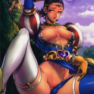 [Kuzuya (Riko)] Hustle Night – Dragon Quest XI dj [JP] – Gay Manga