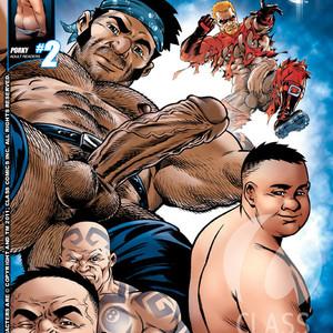 [Logan] Porky #2 [Eng] – Gay Manga