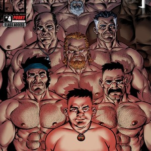[Logan] Porky #4 [Eng] – Gay Manga