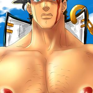 [7angelm] Patreon – JoJo's Bizarre Adventure [eng] – Gay Manga