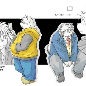 [Animalism (Takagi Kyou)] Monochro LATTER PART | Daily Life 2 [Eng] – Gay Manga
