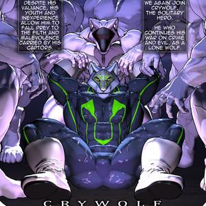 [Kemotsubo (Shintani)] CRYWOLF 3 [Eng] – Gay Manga