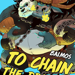 [Balmos] To Chain The Dragon – Kung Fu Panda dj [Eng] – Gay Manga