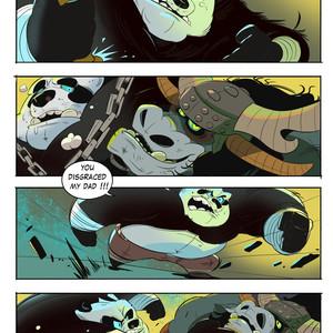 [Balmos] To Chain The Dragon – Kung Fu Panda dj [Eng] – Gay Manga image 008