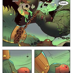 [Balmos] To Chain The Dragon – Kung Fu Panda dj [Eng] – Gay Manga image 022