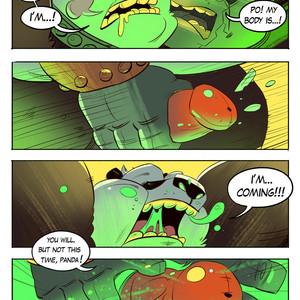 [Balmos] To Chain The Dragon – Kung Fu Panda dj [Eng] – Gay Manga image 024