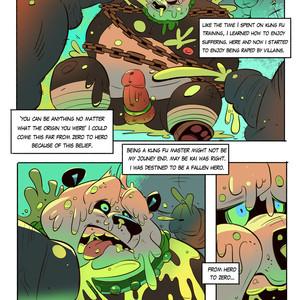 [Balmos] To Chain The Dragon – Kung Fu Panda dj [Eng] – Gay Manga image 029