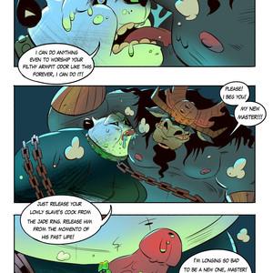 [Balmos] To Chain The Dragon – Kung Fu Panda dj [Eng] – Gay Manga image 030